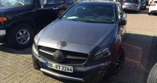 mercedes a45 amg facelift 1 310x165 Ab Werk mit bis zu 385PS! Mercedes stärkt den A45 AMG