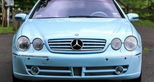 mercedes cl600 tuning wcc 1 310x165 Getunter Mercedes CL600 vom NBA Star Tracy McGrady