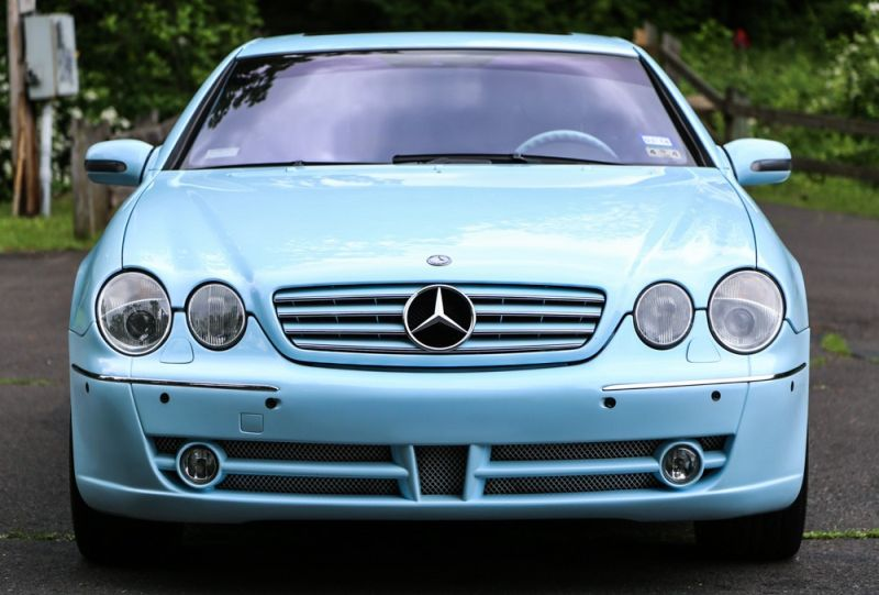 mercedes cl600 tuning wcc 1 Getunter Mercedes CL600 vom NBA Star Tracy McGrady