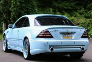 mercedes cl600 tuning wcc 6 190x127 Getunter Mercedes CL600 vom NBA Star Tracy McGrady