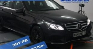 mercedes e400 speed buster 1 310x165 Speed Buster verpasst dem Mercedes E400 397PS
