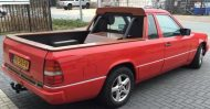 mercedes w 124 pickup 2 190x99 Mercedes E Klasse W124 Pick Up Umbau