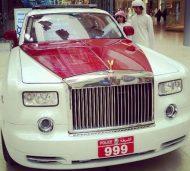 rr phantom dubai 4 190x171 Dubai rüstet auf! Der Rolls Royce Phantom für die Polizei in Abu Dhabi