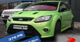 speed buster focus rs 1 310x165 Speed ​​Buster dubs the Ford Focus RS on 376PS