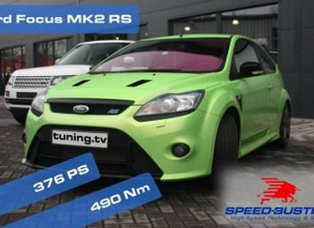 speed buster focus rs 1 Speed Buster tunt den Ford Focus RS auf 376PS