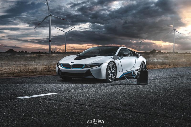 star engines generator bmwi8 1 Tuning mal anders! Strom Reserve Kanister für den BMW I8