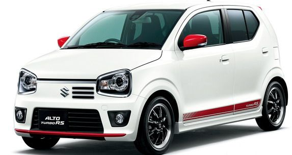 suzuki rs alto 1 Video: Suzuki Alto Turbo RS Promo Video