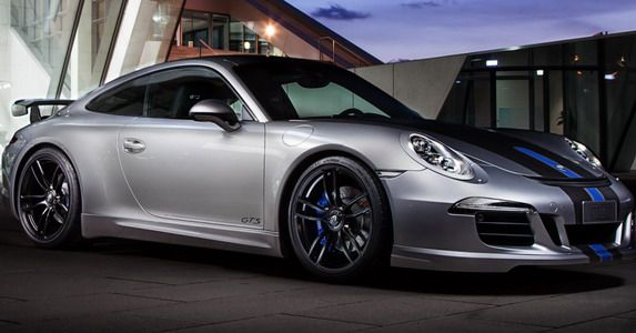 techart porsche 911 coupe 1 TechArt Tuning am neuen Porsche 911 (991) GTS