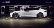 tesla model s 13 190x99 RevoZport Tuning am neuen Tesla Model S