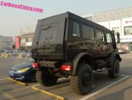 unimog u5000 china 5 190x144 Das ist mal ein SUV! Mercedes Unimog 500 in China