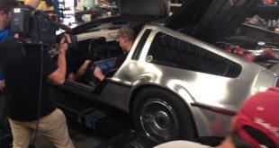 video 425 ps am rad im delorean 310x165 Video: 425 PS am Rad im DeLorean DMC12 dank Corvette C5 LS1 V8