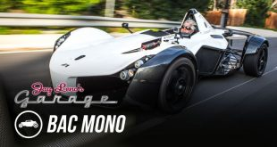 video jay leno faehrt den irren 310x165 Video: Jay Leno fährt den irren BAC Mono