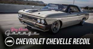 video jay leno faehrt einen 980p 310x165 Video: Jay Leno fährt einen 980PS Chevrolet Chevelle