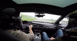 video volle kanne im abt audi rs 310x165 Video: Volle Kanne im ABT Audi RS6 über die Piste!