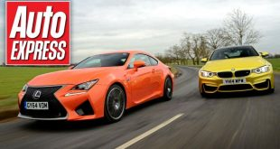 video who has it on it lexus rc f 310x165 Video: Who hats it? Lexus RC F or BMW M4 F82?