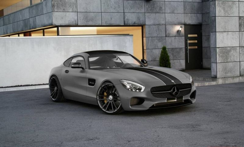 wheelsandmore mercedes amg gt tuning 05 2 x Wheelsandmore Tuning am neuen Mercedes AMG GT