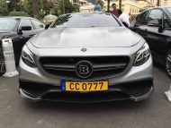 10361386 708758445890931 8411604076828436653 n 190x143 Brabus Mercedes S63 AMG Coupe! Tuningpower mit 850PS