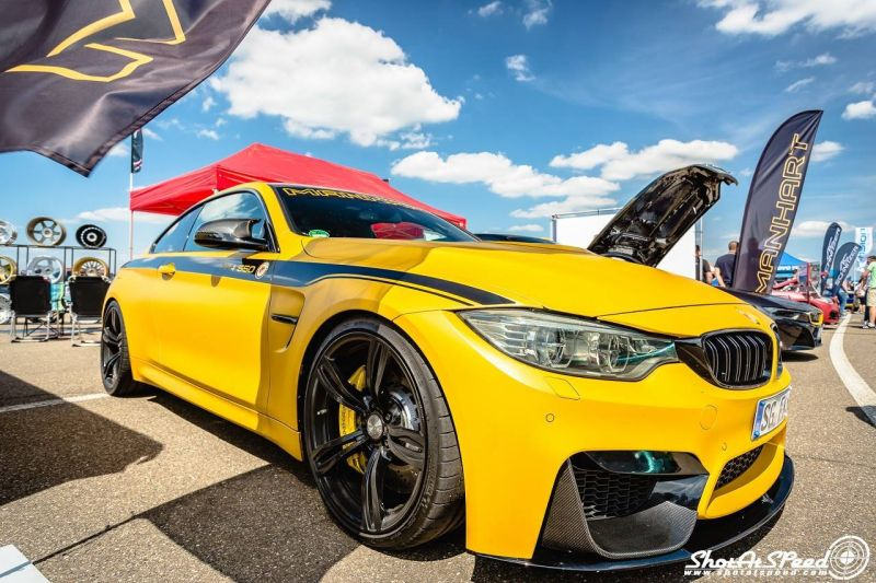 11406556 824053930981558 7790494853680074930 o 555PS & 820Nm im BMW M4 Manhart MH4 550 & MH3 550