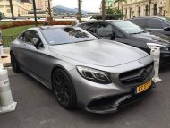 11998866 708758452557597 2929414155408459449 n 190x143 Brabus Mercedes S63 AMG Coupe! Tuningpower mit 850PS