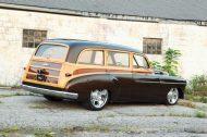 1949 chevrolet wagon tuning 6 190x126 1949er Chevrolet Wagon mit Technik von heute!