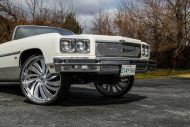 1975 Caprice Forgiato tuning 1 190x127 Forgiato Wheels tunt & restauriert einen 75er Chevi Caprice