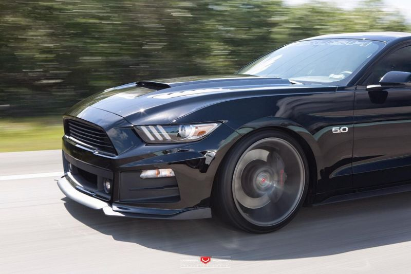 2015 roush mustang Car Tuning