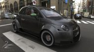 550PrototipoUno lazza 3 190x106 Ferrari 458 V8 Power im Mini Fiat 550 dank Lazzarini Design