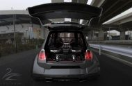 550PrototipoUno lazza 8 190x124 Ferrari 458 V8 Power im Mini Fiat 550 dank Lazzarini Design