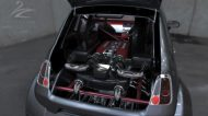 550PrototipoUno lazza 9 190x106 Ferrari 458 V8 Power im Mini Fiat 550 dank Lazzarini Design