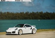 ADV1 Porsche 991 Turbo S tuning 2 190x130 Porsche 991 Turbo S mit ADV.1 Wheels Alufelgen von Champion Motorsport