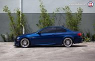 BMW E92 M3 On HRE Classic 303 2 190x122 BMW E92 M3 mit HRE Classic 303 Wheels in Silber