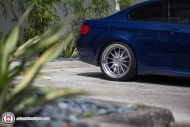 BMW E92 M3 On HRE Classic 303 3 190x127 BMW E92 M3 mit HRE Classic 303 Wheels in Silber