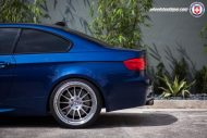 BMW E92 M3 On HRE Classic 303 9 190x127 BMW E92 M3 mit HRE Classic 303 Wheels in Silber