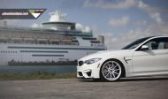 BMW M4 Vorsteiner Wheels Wheels Boutique 12 190x112 Wheels Boutique Tuning am Alpine weißem BMW M4 F82