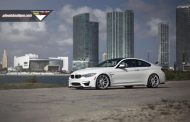 BMW M4 Vorsteiner Wheels Wheels Boutique 13 190x122 Wheels Boutique Tuning am Alpine weißem BMW M4 F82