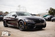 BMW Performance Exhaust System psi 1 190x127 PSI Tuning zeigt BMW M4 F82 mit BMW M Performance Parts