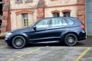 BMW X5 F15 Tuning Bodykit Widebody hamann 11 190x126 BMW X5 M50d F15 von DS automobile & autowerke GmbH!