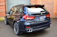 BMW X5 F15 Tuning Bodykit Widebody hamann 8 190x126 BMW X5 M50d F15 von DS automobile & autowerke GmbH!