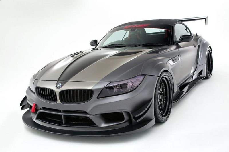 Bmw E89 Z4 Gt Mit Carbon Widebody Kit Von Varis Tuning