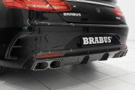 Brabus Mercedes S63 Coupe Tuning 11 190x127 Brabus Mercedes S63 AMG Coupe! Tuningpower mit 850PS