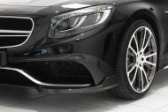 Brabus Mercedes S63 Coupe Tuning 6 190x127 Brabus Mercedes S63 AMG Coupe! Tuningpower mit 850PS