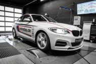 Chiptuning Mcchip DKR BMW M235i Coupe F22 365PS 7 190x127 Mcchip DKR tunt das BMW M235i Cabrio auf 404 PS