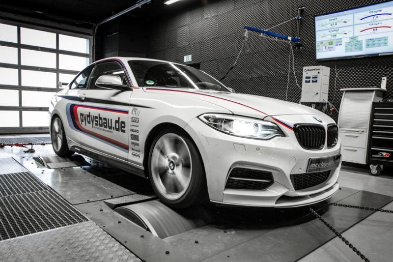 Chiptuning Mcchip-DKR BMW M235i Coupe F22 365PS 7