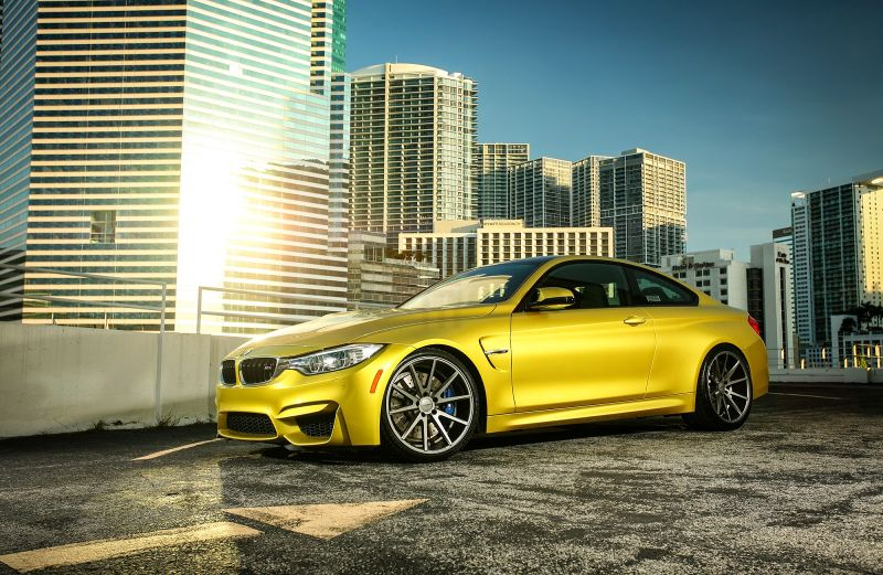 Exclusive Motoring BMW M4 VFS1 By Vossen Wheels 1 BMW M4 F82 mit VFS1 Vossen Wheels von Exclusive Motoring