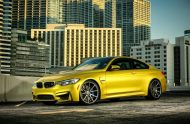 Exclusive Motoring BMW M4 VFS1 By Vossen Wheels 2 190x124 BMW M4 F82 mit VFS1 Vossen Wheels von Exclusive Motoring