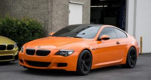 Fire Orange BMW M6 By European Auto Source 6 310x165 Teufelsteil   auffälliger BMW 645Ci von Devils Custom Cars