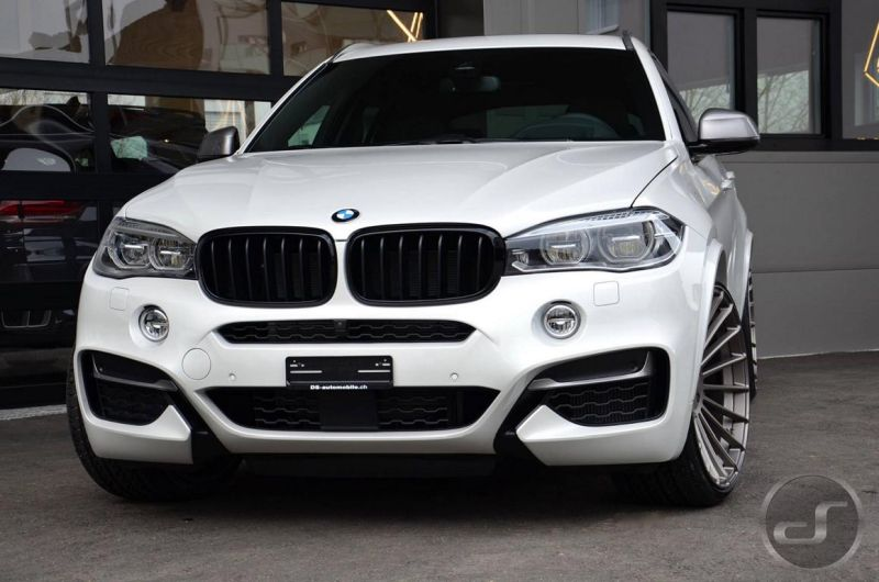 Hamann BMW X6 F16 Tuning DS Automobile 3 DS automobile & autowerke GmbH tunt den BMW X6 F16 M50d