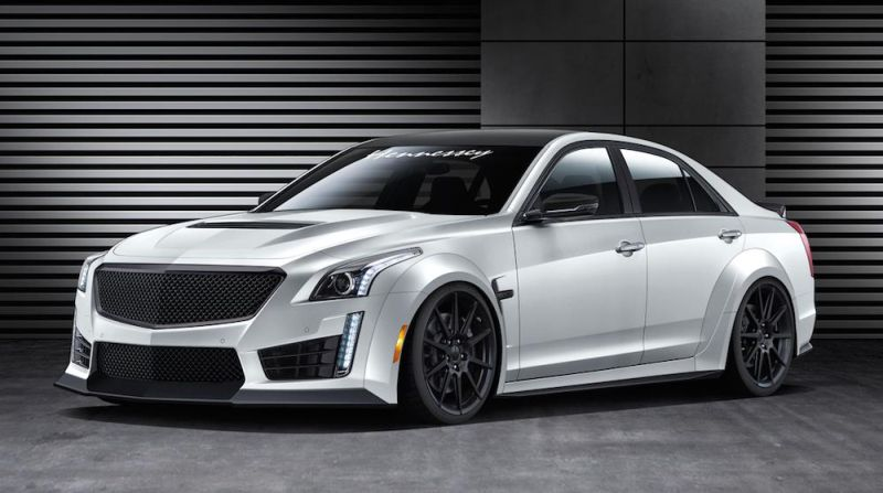 Hennessey Cadillac CTS V tuning 1 Hennessey Performance pimpt den neuen Cadillac CTS V