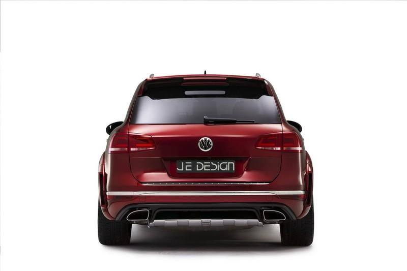 JE Design Bodykit VW Touareg Facelift Tuning (10)