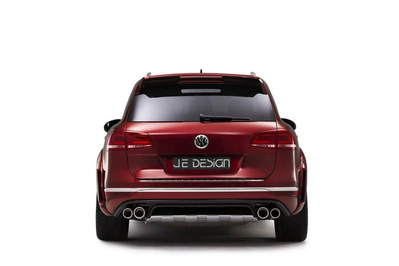JE Design Bodykit VW Touareg Facelift Tuning (11)
